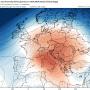 Pogoda długoterminowa na cały marzec 2020 dla Polski. Anomalia nawet 3 stopnie powyżej normy, wyże i okresami cyrkulacja strefowa oraz burze