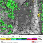 Pogoda. Ciepła, deszczowa noc w Polsce. Burze będą zanikać
