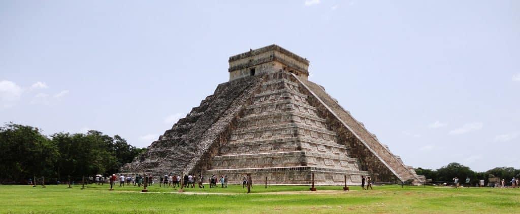 Świątynia Majów z Cancun
