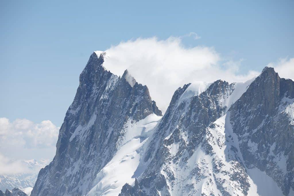 Halny w górach