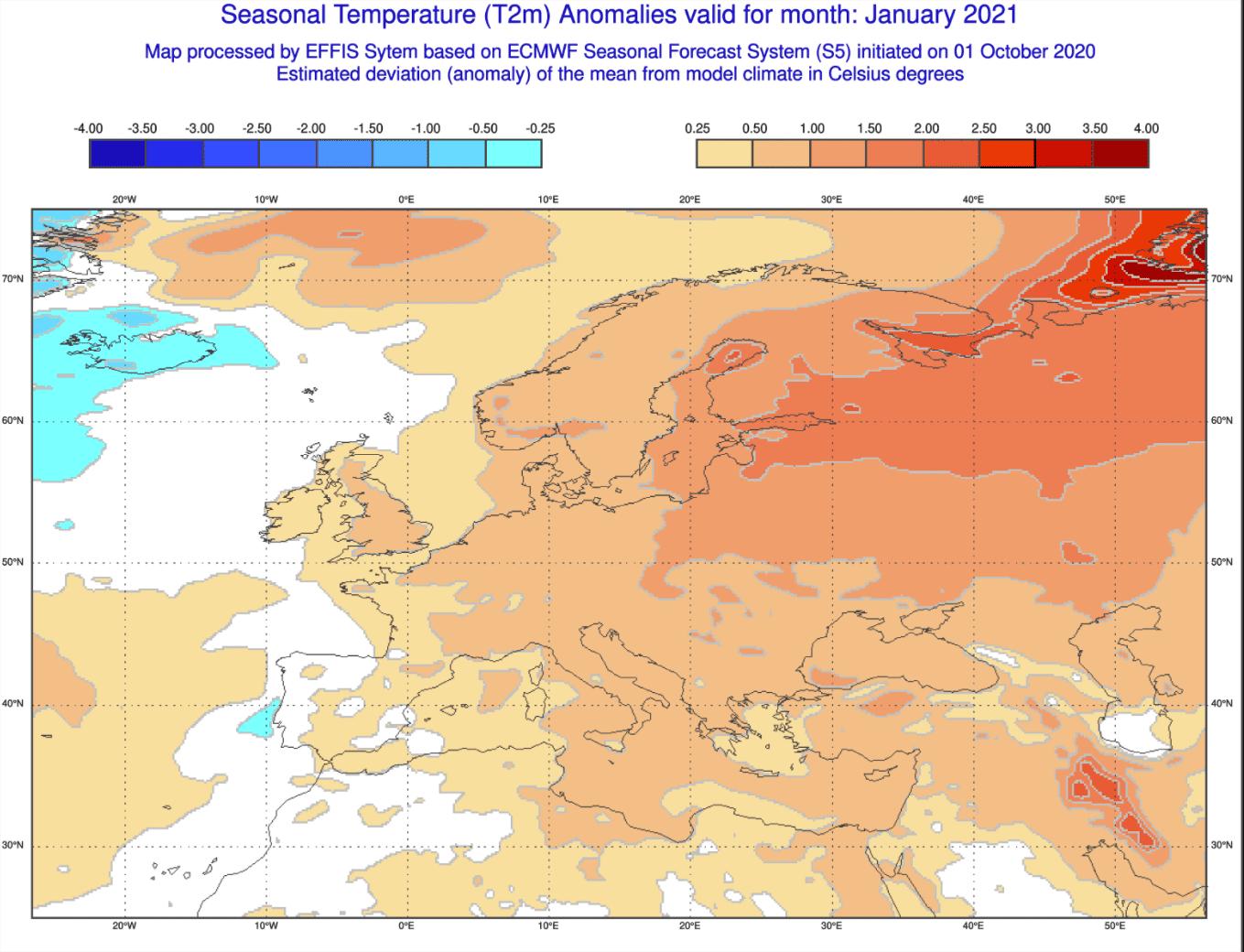 Temperatura w styczniu