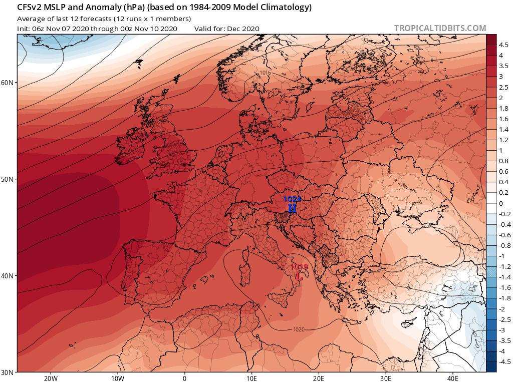 Pogoda długoterminowa na grudzień 2020 dla Polski. Czy wystąpi atak zimy, mrozy oraz burze. Sprawdź prawdopodobny trend w pogodzie na 12 miesiąc roku.