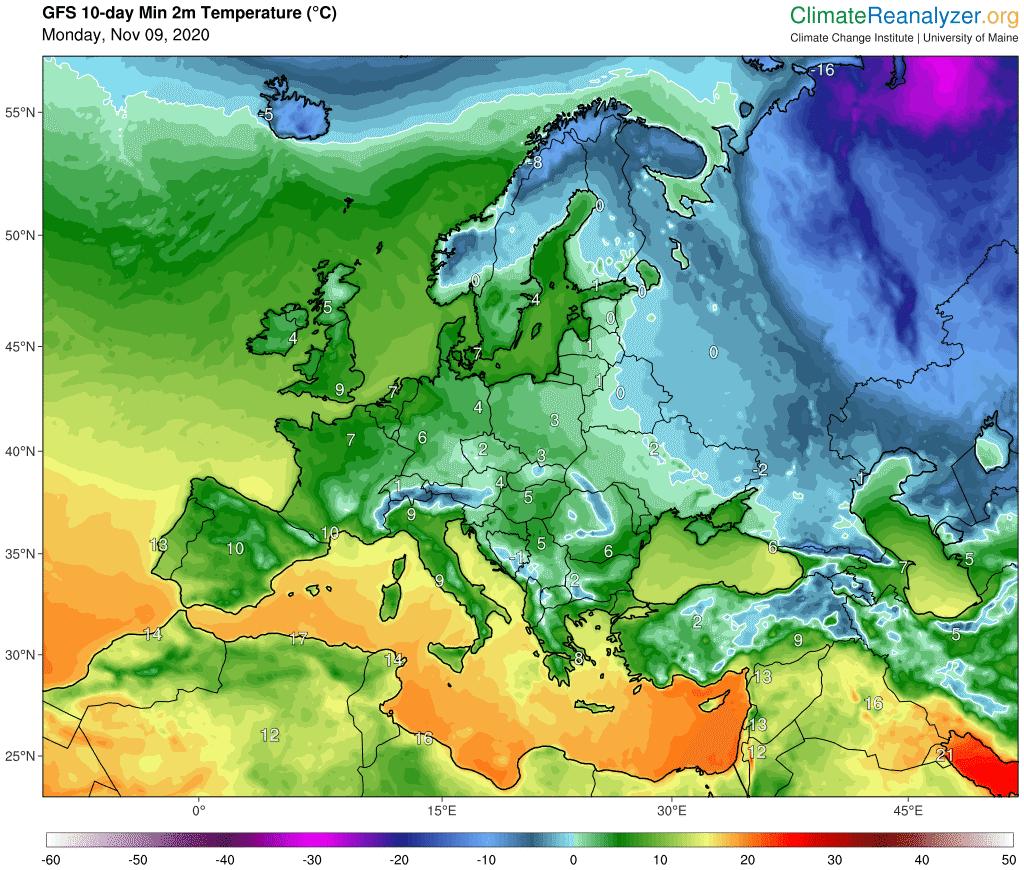 Pogoda długoterminowa dla Polski. Czy atak zimy i mrozy oraz burze czekają nas w listopadzie?