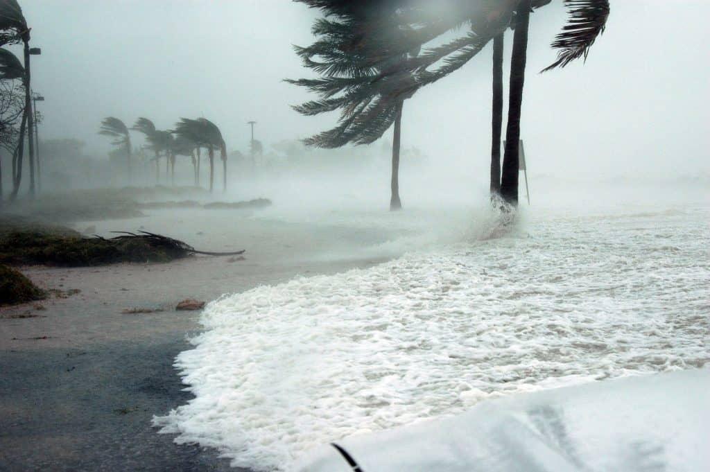 Huragan ETA Floryda