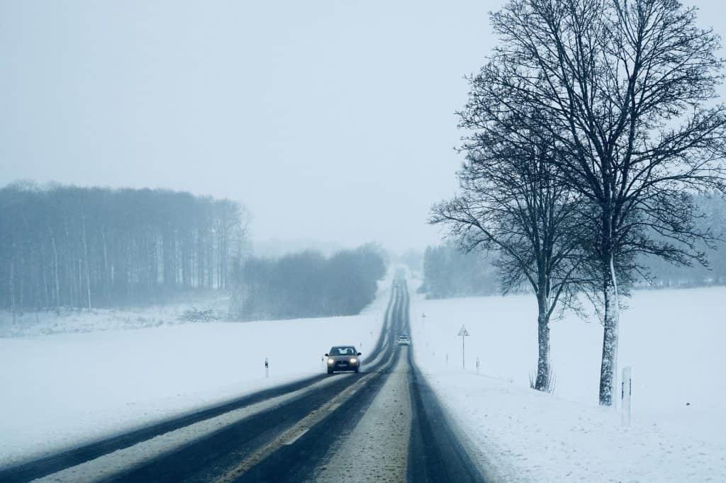 Zła pogoda w Europie