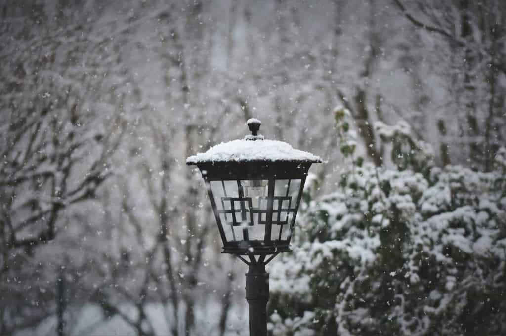 Silne śnieżyce w Europie