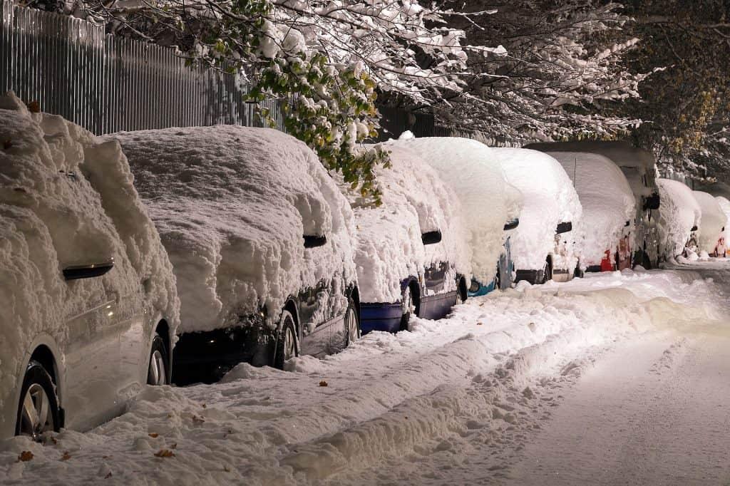 Atak zimy w Polsce. Potężne śnieżyce