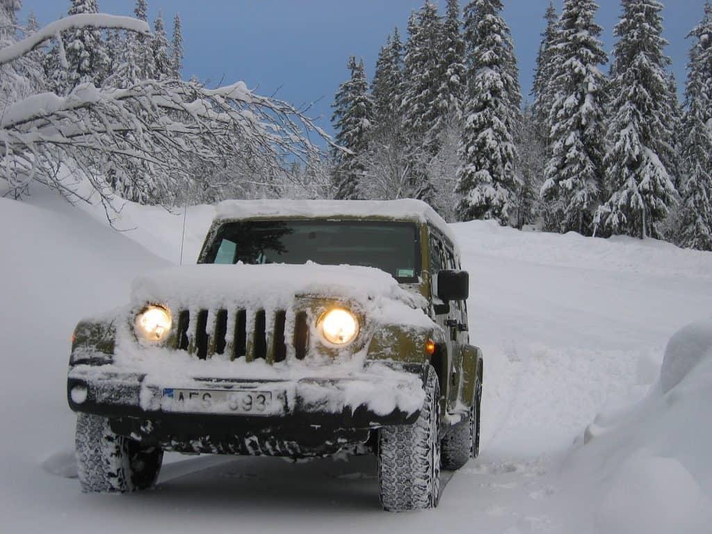 Atak zimy w Polsce na koniec stycznia