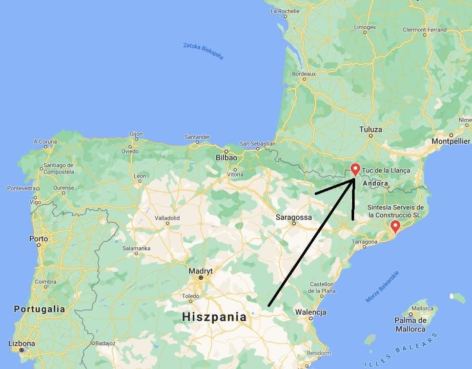 Rekord mrozu w Hiszpanii