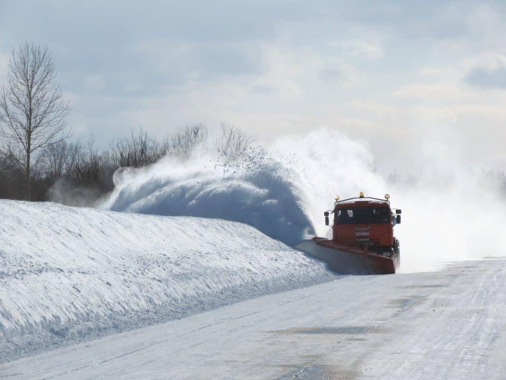 Atak zimy. Śnieżyce i silny mróz