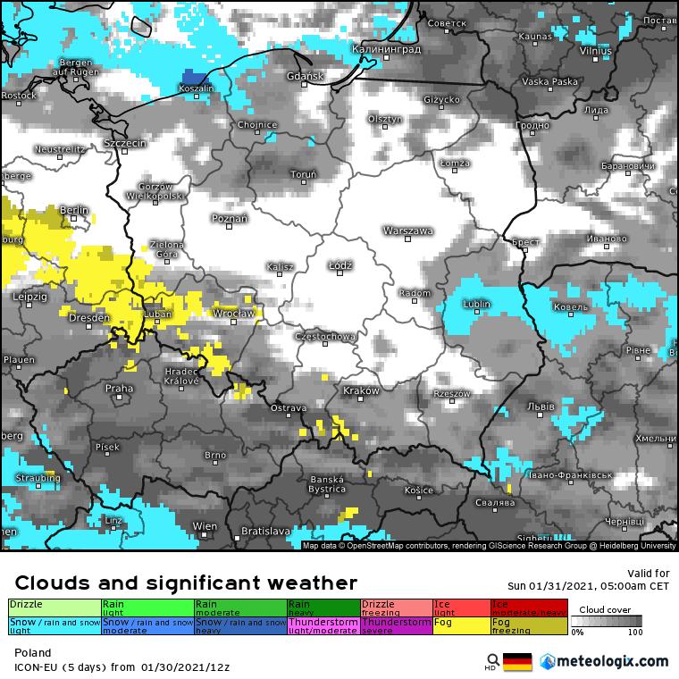 Śnieg w Polsce 3