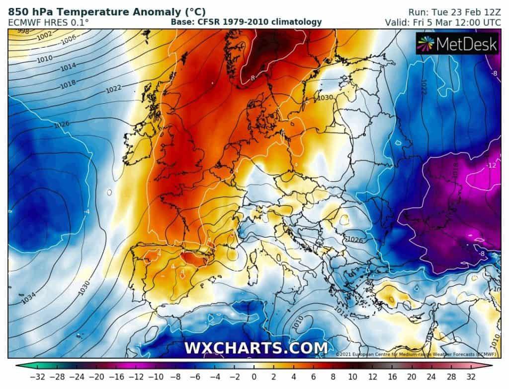 Powrót zimy do Polski w marcu 2021? Czy mróz wróci?
