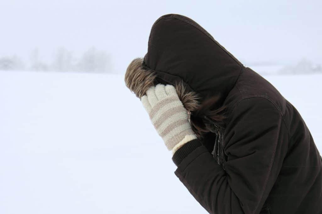 Atak zimy i śnieżyca w Polsce środa 10.02