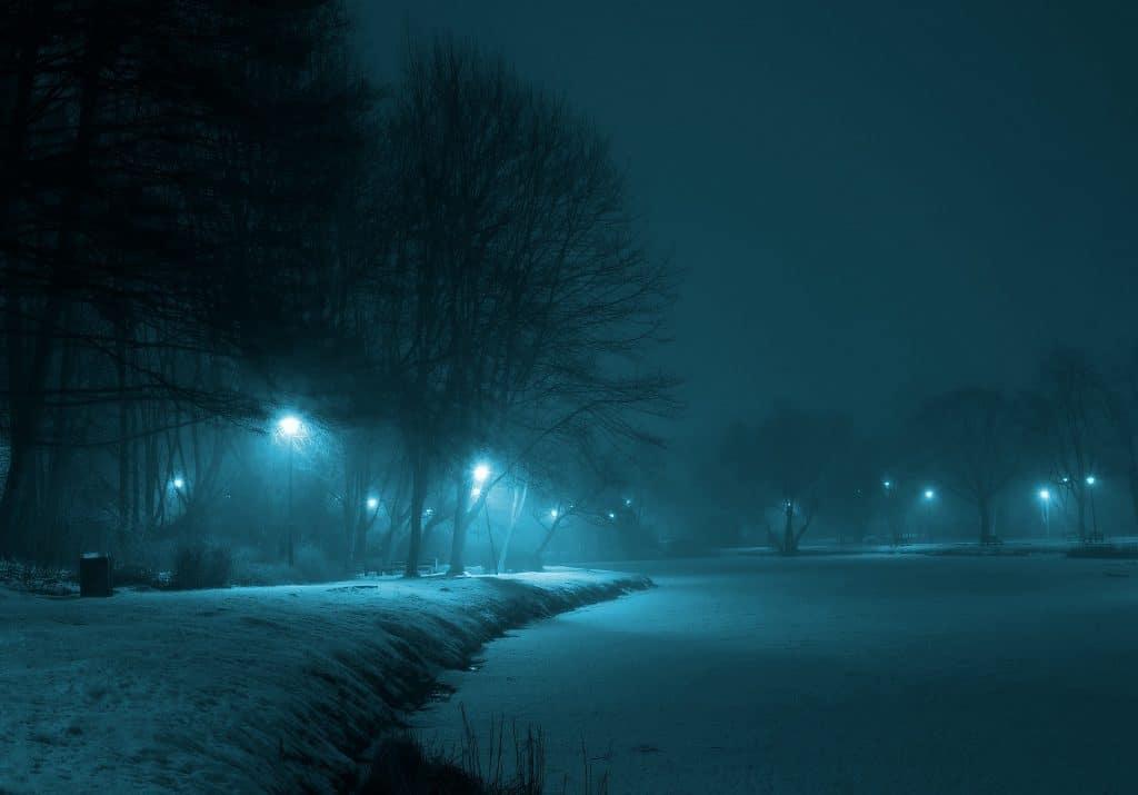 Silna śnieżyca. Atak zimy w USA