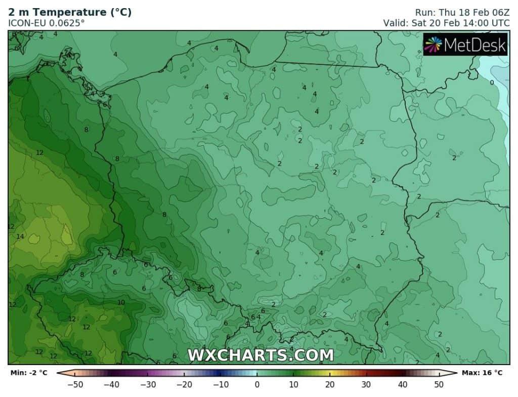 Temperatury w weekend w Polsce będą wysokie. Grozi nam powódź