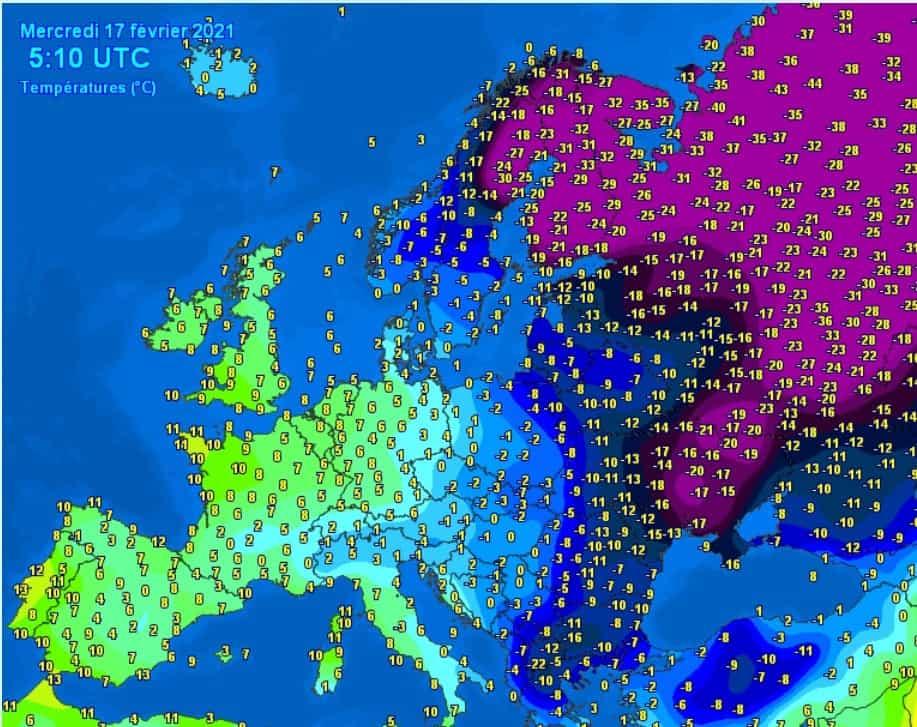 Atak zimy na południu Europy. Grecja zasypana śniegiem