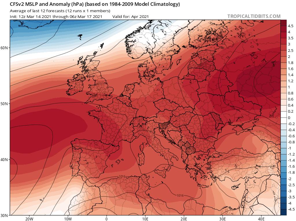 Pogoda. Polska w polu podwyższonego ciśnienia