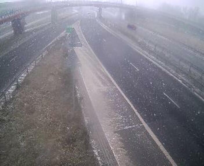 Intensywne opady sniegu. Pogoda na żywo w Polsce