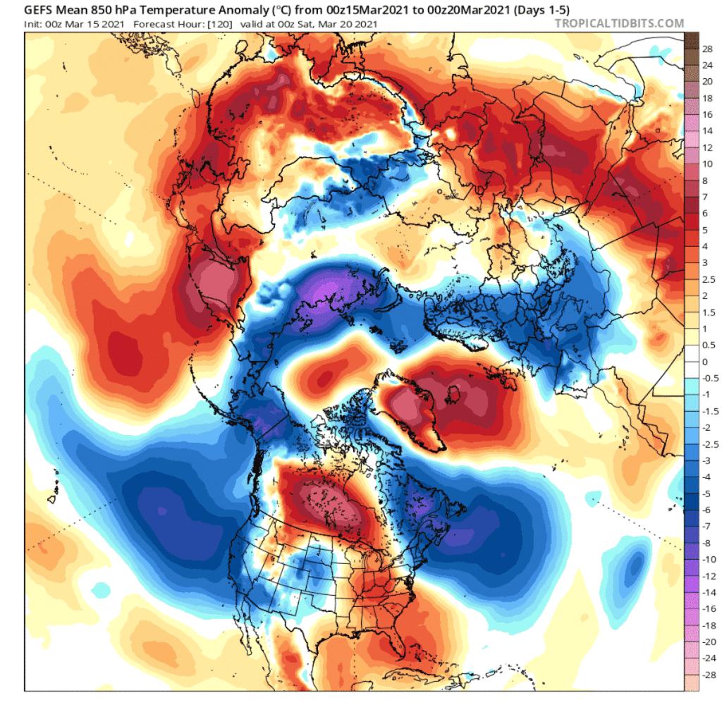 Pogoda. Epidemia zimna w Europie