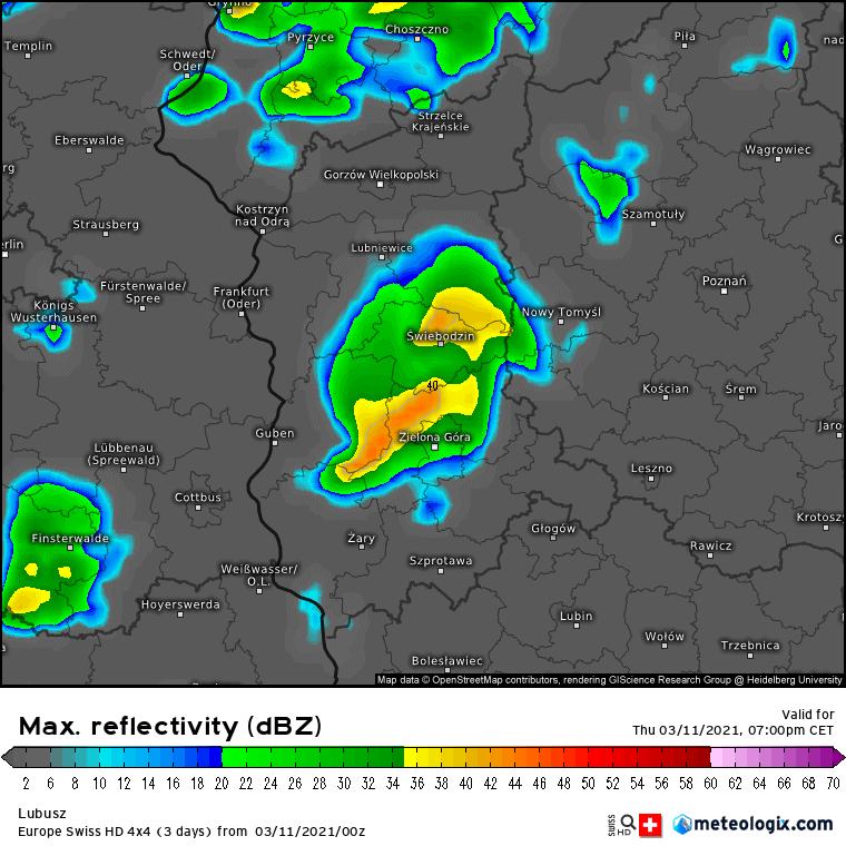 Pogoda. Burze możliwe w Polsce