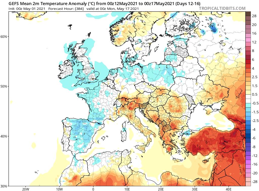 pogoda w maju 2021