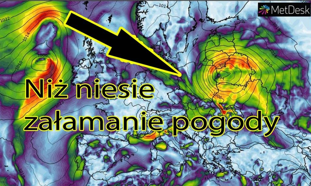 Załamanie pogody. Burze, ulewy i wichura nad Polską