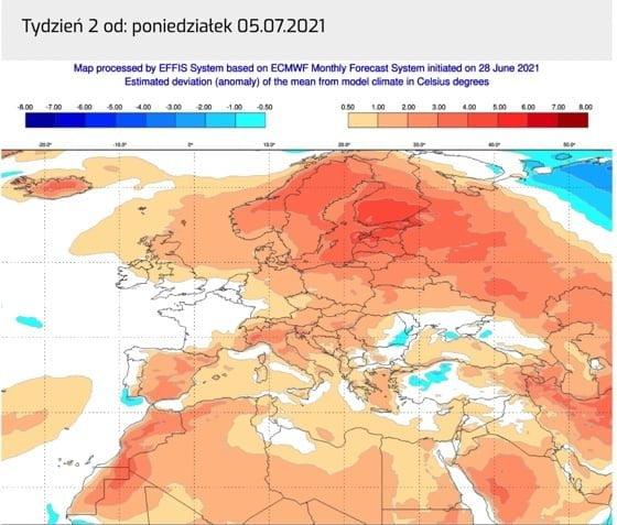 pogoda w lipcu 2021.