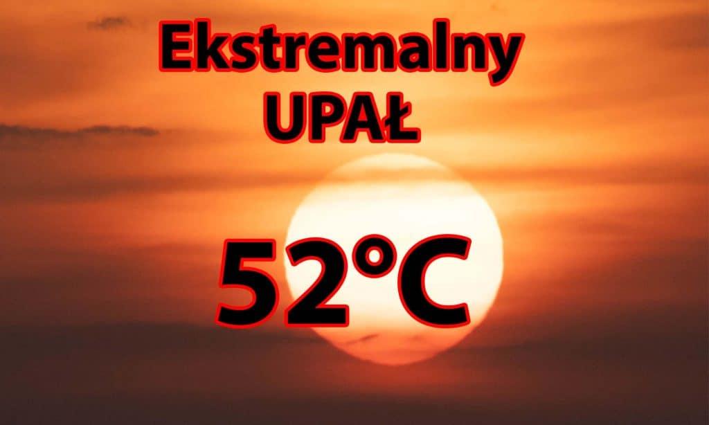 Ekstremalny upał. W Polsce zrobi się gorąco