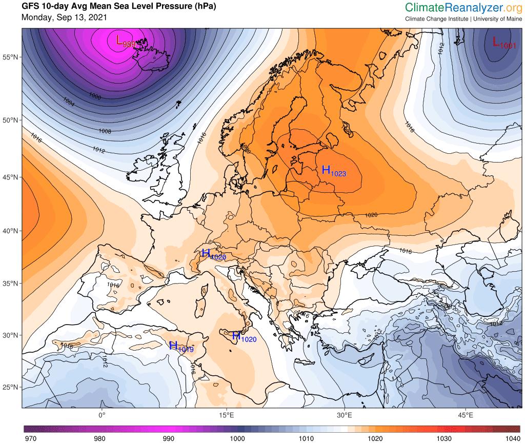 Pogoda długoterminowa na 16 dni. Będą przymrozki, zdarzą się również opady i burze. Bez szans na upał w Polsce