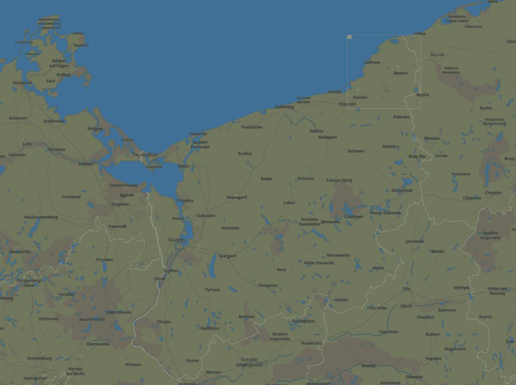 Pogoda. -33°C na wysokości izobarycznej 500 hPa. Kolejne burze pojawią się dziś nad Polską. Rano grzmiało na Pomorzu Zachodnim. Gdzie jest burza 12.10.2021?